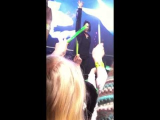 Park Jung Min - Give Me Your Heart (in Moscow) 03.02.2014