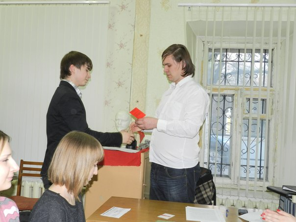 Молодые коммунисты Советского района города Рязани продолжают работу
